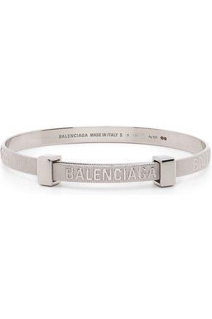 Balenciaga Dames Armbanden - Force striped bracelet