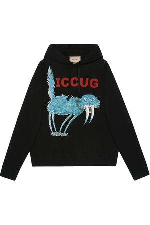 Gucci Heren Hoodies - X Freya Hartas ICCUG hoodie