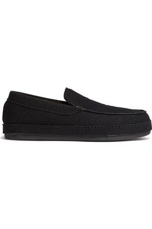 Ermenegildo Zegna Heren Slippers - Merino wool slippers