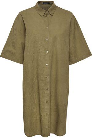 Soaked in Luxury Hemdjurken - File Tunic Dress