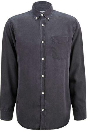 NN.07 Heren Overhemden - Tencel-Hemd