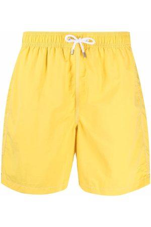 Hackett Drawstring swim shorts