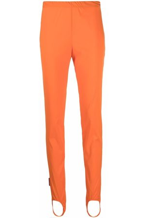Dsquared2 Stirrup-cuff high-waisted leggings
