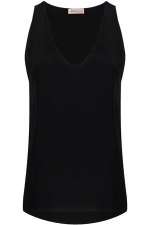 Blanca Vita Dames Tanktops - V-neck vest top