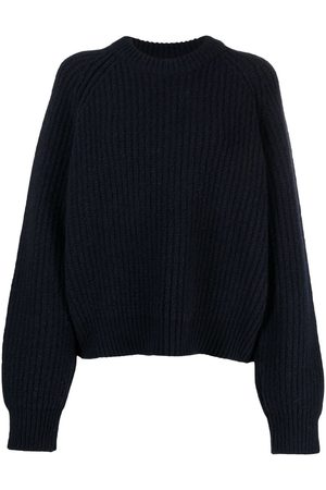 CHRISTIAN WIJNANTS Kristina ribbed knit jumper