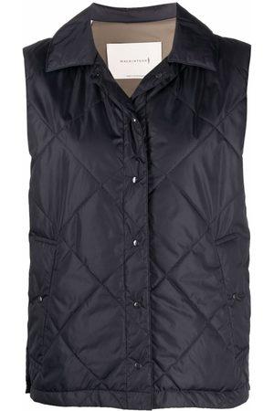 MACKINTOSH Dames Korte jassen - ANNABEL vest jacket