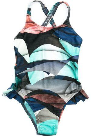 Lygia & Nanny Meisjes Badpakken - Printed Dory swimsuit