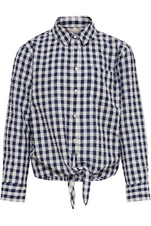 ONLY Dames Blouses - Geruit Overhemd Dames