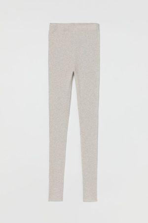 H&M Geribde legging