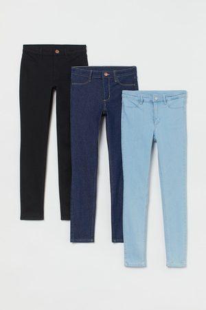 H&M Set van 3 Skinny Fit Jeans