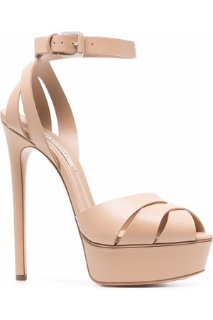 Casadei Dames Sandalen - Open-toe platform sandals