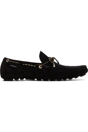 Paul Smith Black Springfield Loafers