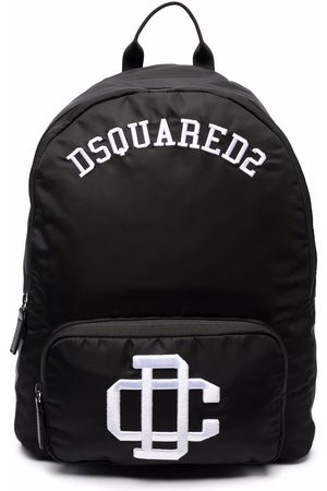 Dsquared2 Embroidered-logo backpack