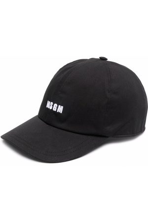 Msgm Logo-print cap