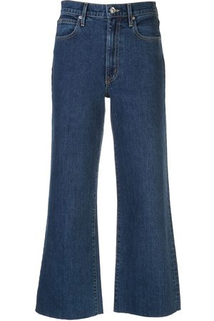 SLVRLAKE Grace high-rise cropped jeans