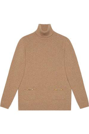 Gucci Interlocking G knitted turtleneck jumper