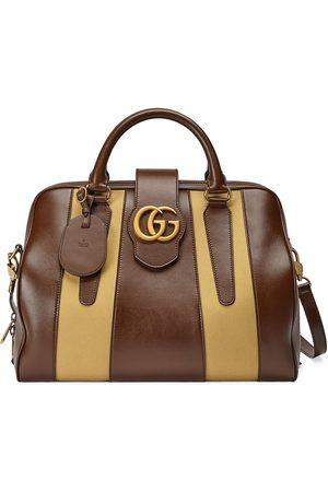 Gucci GG Marmont logo-plaque duffle bag