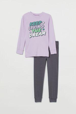 H&M Tricot pyjama
