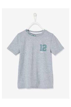 Vertbaudet Sportshirt voor jongens met nummer gechineerd