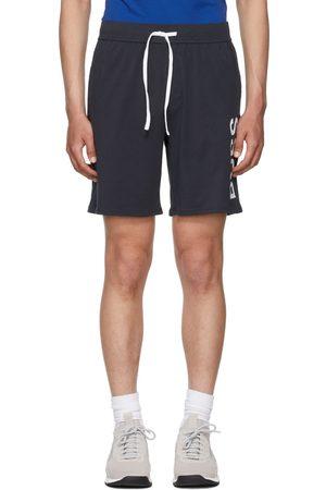 HUGO BOSS Heren Shorts - Navy Identity Shorts