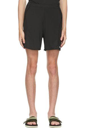 NEIGHBORHOOD Black Tech Shorts