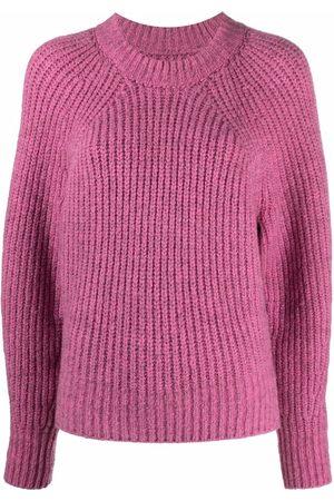 Isabel Marant Ribbed-knit crewneck jumper