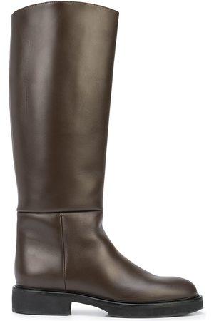 Khaite Dames Hoge laarzen - The Derby knee-high boots