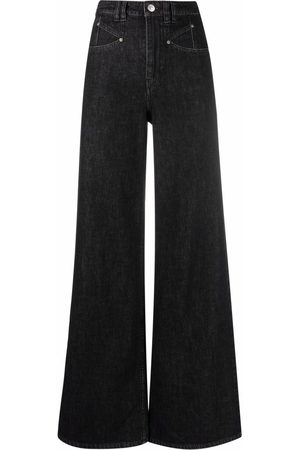 Isabel Marant Wide-leg denim jeans
