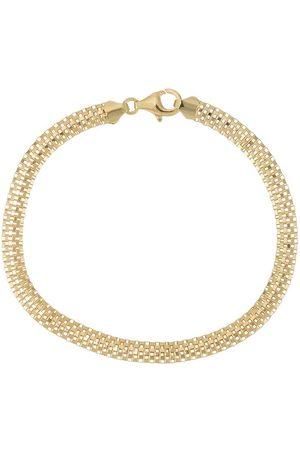 Nialaya Woven chain bracelet