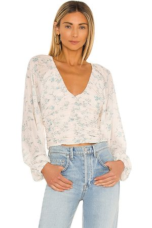 Free People Dames Blouses - New Final Rose Blouse in