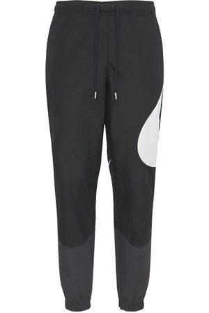 Nike Heren Broeken - Swoosh Woven Pants