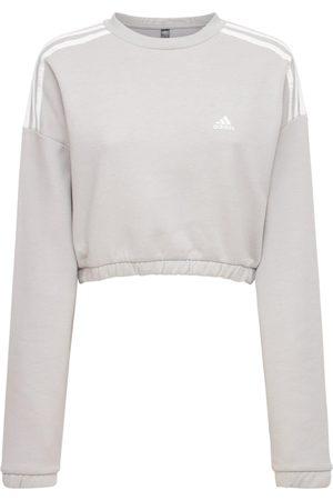 adidas Dames Sweaters - Cropped Crewneck Sweatshirt