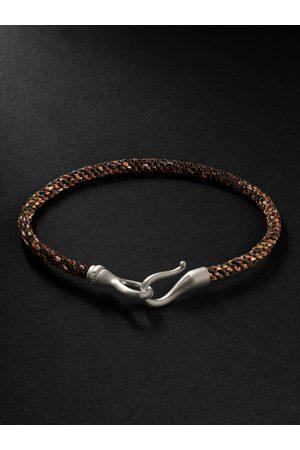 OLE LYNGGAARD COPENHAGEN Heren Armbanden - Life and Cord Bracelet