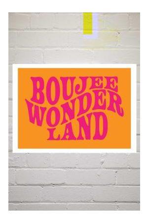 Moodstreet Boujee Wonderland Wall Art Print