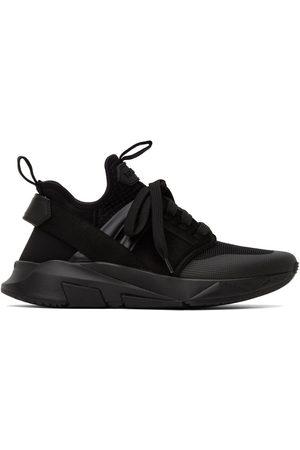 TOM FORD Black Jago Sneakers