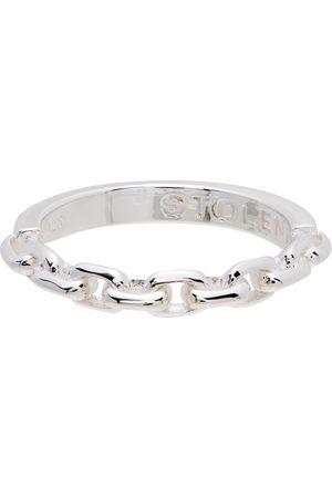 Stolen Girlfriends Club Silver Chain Ring