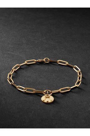 Foundrae Mind, Body, Soul 18-Karat Bracelet