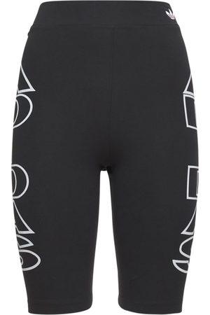 ADIDAS ORIGINALS High Waist Cycling Shorts