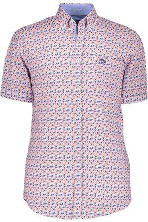 State of art Overhemd grafische print met korte mouwen