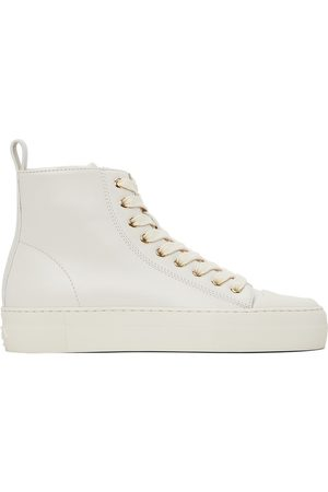 Tom Ford White City High Sneakers