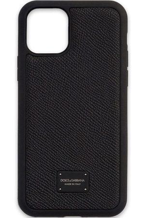 Dolce & Gabbana IPhone 11 Pro logo-plaque case