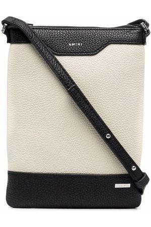 AMIRI Two-tone shoulder bag