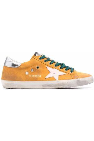 Golden Goose Heren Lage sneakers - Superstar distressed sneakers