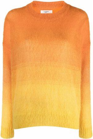 Isabel Marant Étoile Dames Gebreide truien - Gradient-effect knitted jumper
