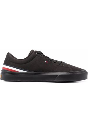 Tommy Hilfiger Striped low-top sneakers