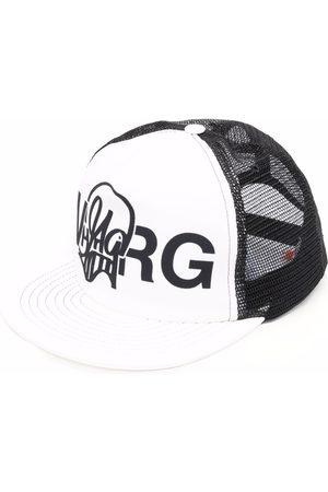OFF-WHITE X KATSU logo-print cap