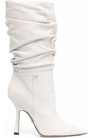 Dsquared2 Blair ruched calf boots