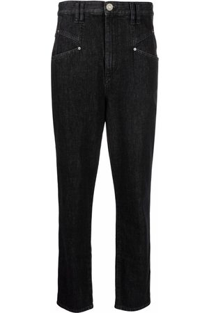 Isabel Marant Dames High waisted - Corsyv high-waisted tapered jeans