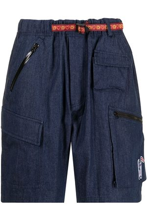 Billionaire Boys Club Straight-leg denim shorts