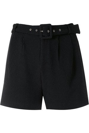 Olympiah Manege belted shorts